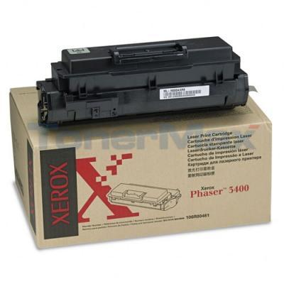 XEROX PHASER 3400 PRINT CART BLACK 4K